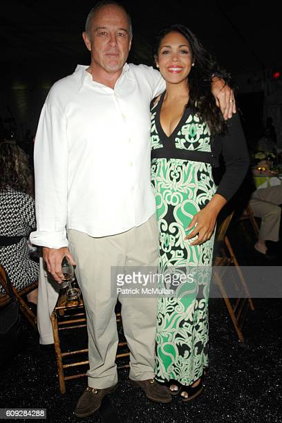 Dr George Fielding and Khaliah Ali attend NYU HOPE Benefit to Raise Awareness and Support for the Prevention and Treatment of Childhood Obesity at...
