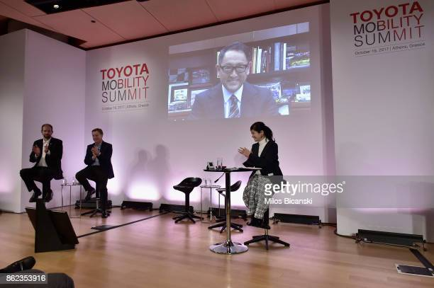 Dr Gill Pratt Toyota Executive Technical Advisor at Toyota Motor Corporation CEO of Toyota Research Institute Didier Leroy Executive Vice President...