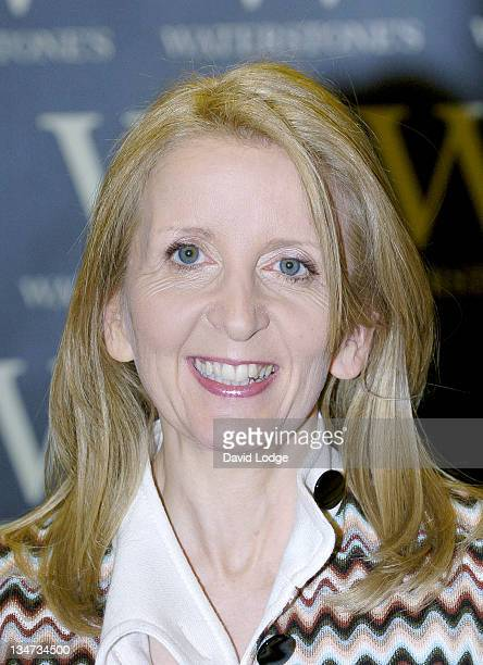 Dr Gillian McKeith during Dr Gillian McKeith Signs Her Book 'You Are What You Eat' at Waterstone's in London at Waterstone's Book Shop Oxford Street...
