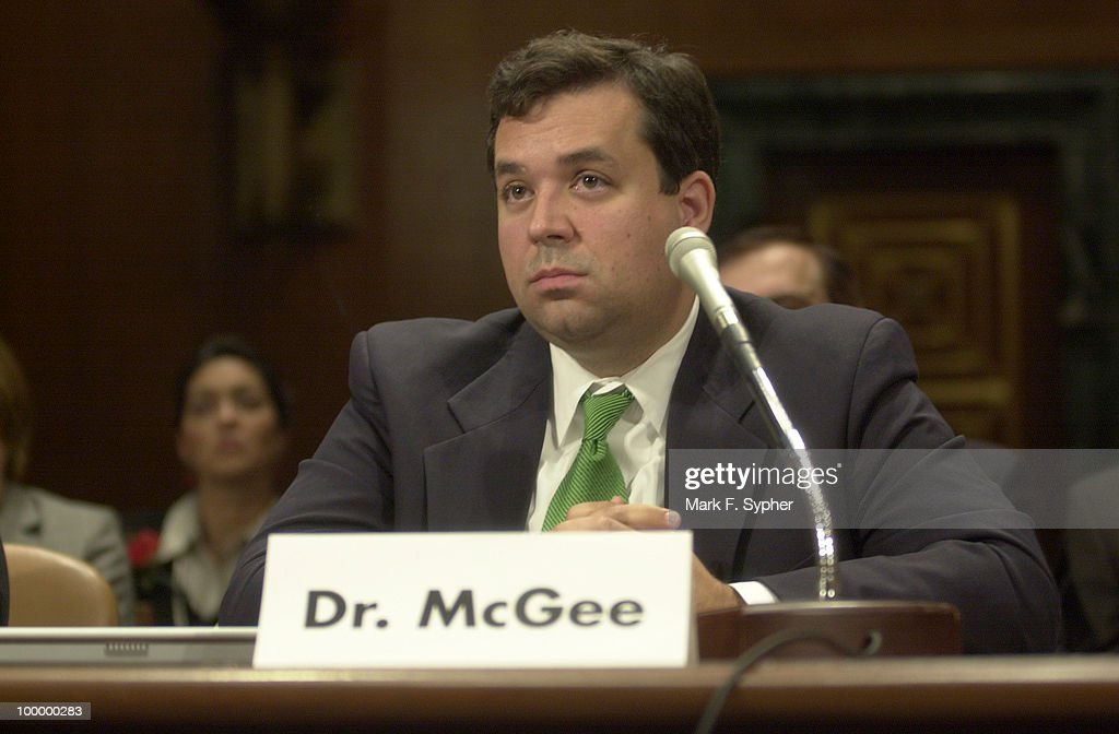 Dr. Glenn McGee, Assistant Professor of bioethics, Philosophy and History and Sociology of Science at the University of Pennsylvania.