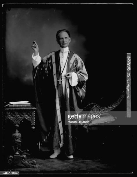 Dr Hanish American religious revivalist