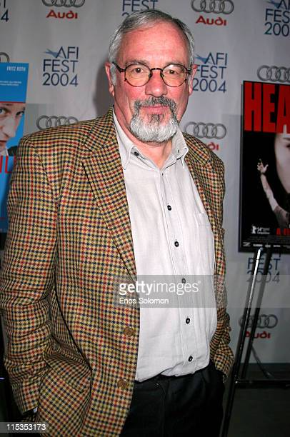 Dr Hans J. Wendler- German General Consul during 2004 AFI Film Festival - Made In Germany, 5th Annual Festival of German Films at Arclight Hollywood...