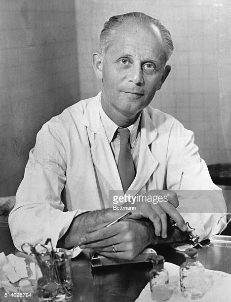 Dr Hans Selye a professor at the University of Montreal is a candidate for the 1962 Nobel Prize in Physiology/Medicine He has made important...