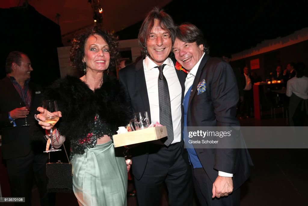 Michael Kaefer Celebrates His 60th Birthday In Munich