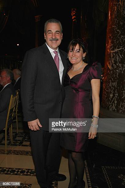 Dr Harold Koplewicz and Lisa PevaroffCohn attend Ninth Annual Child Advocacy Award Dinner to Benefit the NYU CHILD STUDY CENTER Honoring FIONA and...