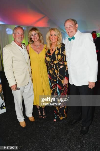 Dr Harvey Manes Merrill Dee Angela Susan Anton and Robert Hemm attend Nassau County Museum Of Art 2019 Museum Ball at Nassau County Museum of Art on...