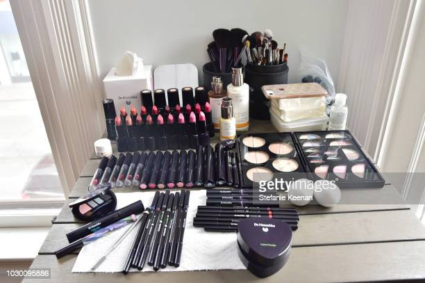 Dr Hauschka product on display at German Films X Dr Hauschka Reception at the 43rd Toronto International Film Festival on September 9 2018 in Toronto...