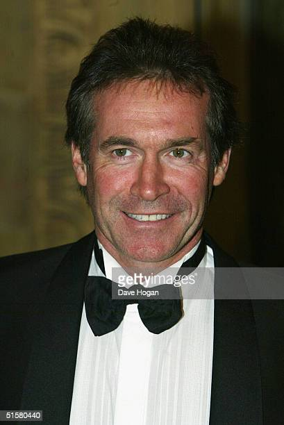 Dr Hilary Jones arrives at the 10th Anniversary National Television Awards at the Royal Albert Hall on October 26 2004 in London England The...