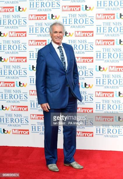 Dr Hilary Jones attending the NHS Heroes Awards at the London Hilton on Park Lane