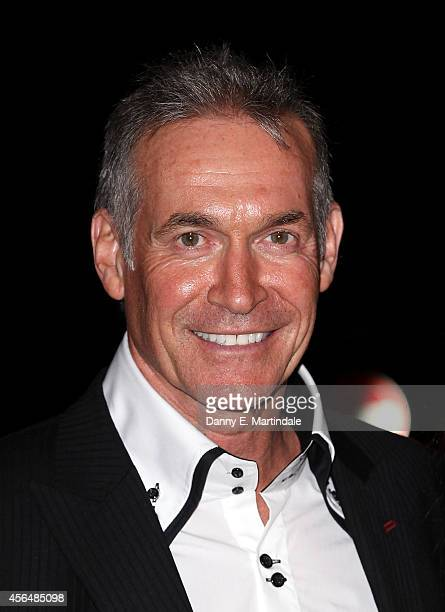 Dr Hilary Jones attends a celebration of Lorraine Kelly's 30 years in breakfast television at Langham Hotel on October 1, 2014 in London, England.