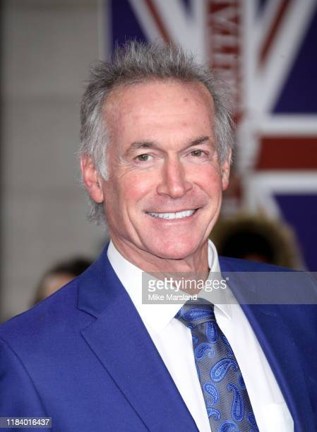 Dr Hilary Jones attends Pride Of Britain Awards 2019 at The Grosvenor House Hotel on October 28 2019 in London England