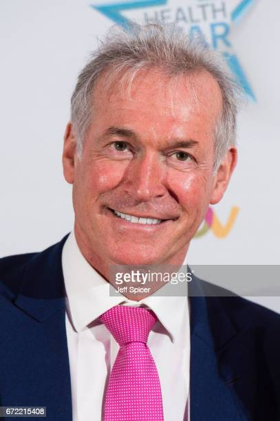 Dr Hilary Jones attends the Good Morning Britain Health Star Awards at the Rosewood Hotel on April 24, 2017 in London, United Kingdom.
