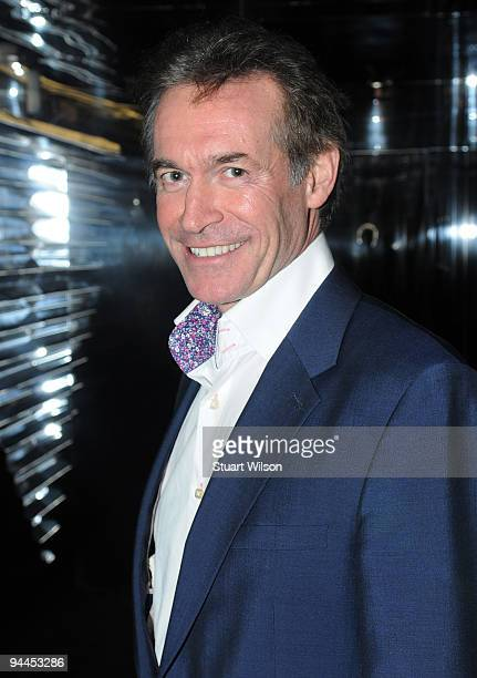 Dr Hilary Jones attends the ITV Daytime Christmas Party on December 14, 2009 in London, England.