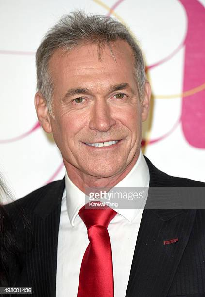 Dr Hilary Jones attends the ITV Gala at London Palladium on November 19, 2015 in London, England.