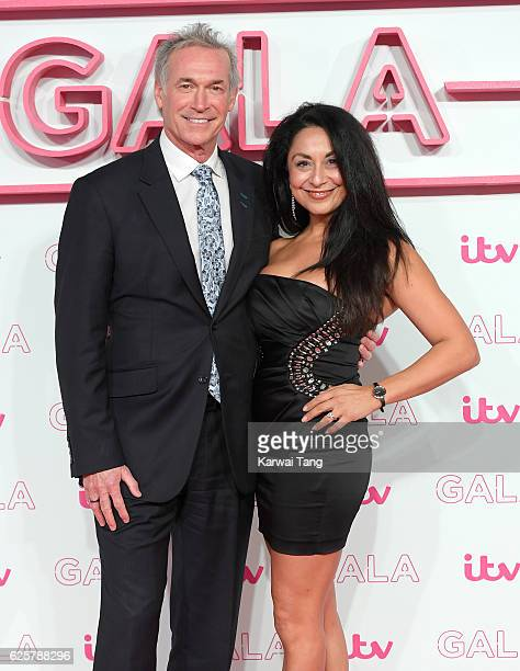 Dr Hilary Jones attends the ITV Gala at London Palladium on November 24, 2016 in London, England.