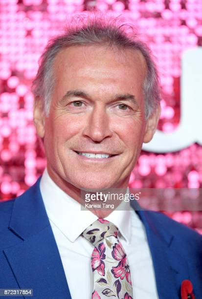 Dr Hilary Jones attends the ITV Gala at the London Palladium on November 9 2017 in London England