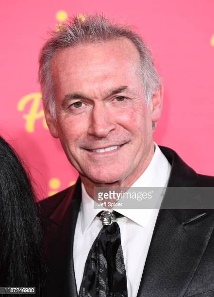 Dr Hilary Jones attends the ITV Palooza 2019 at the Royal Festival Hall on November 12, 2019 in London, England.