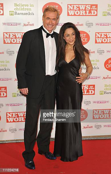 Dr. Hilary Jones attends the News Of The World Children's Champions at The Grosvenor House Hotel on March 30, 2011 in London, England.