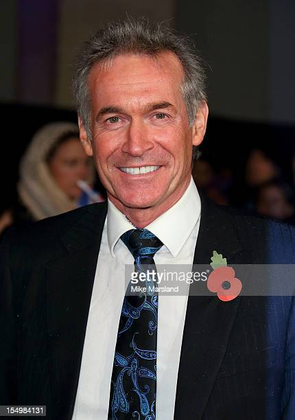 Dr Hilary Jones attends the Pride Of Britain awards at Grosvenor House, on October 29, 2012 in London, England.