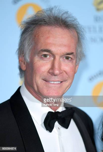 Dr Hilary Jones attends the RTS Programme Awards held at The Grosvenor House Hotel on March 20 2018 in London England
