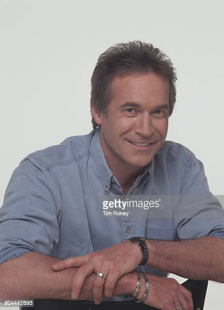 Dr Hilary Jones, who appears regularly on GMTV, circa 1995.