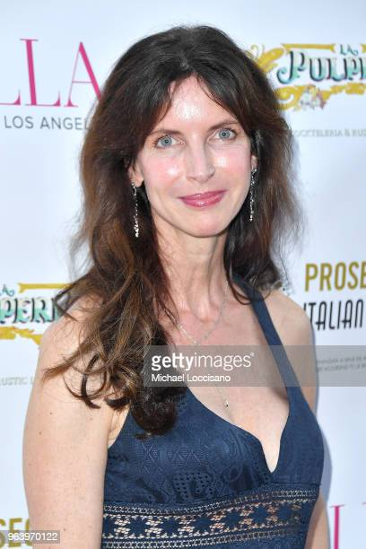Dr Holly Richmond attends Bella New York magazine's beauty cover launch at La Pulperia Restaurant on May 29 2018 in New York City