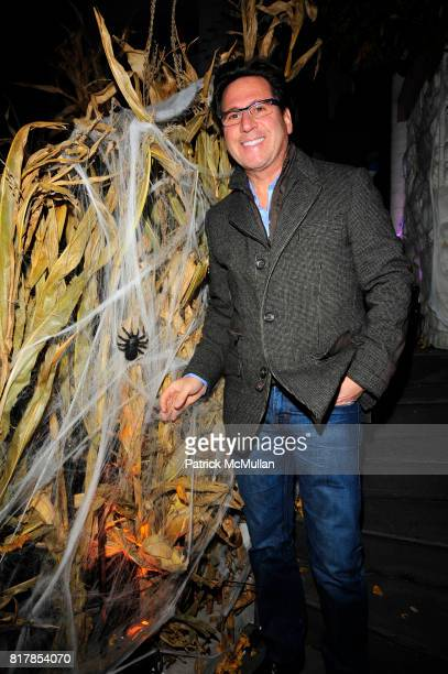 Dr Howard Sobel attends R COURI HAY hosts a Vampire Halloween Party at R Couri Hay Residence on October 31 2010 in New York City