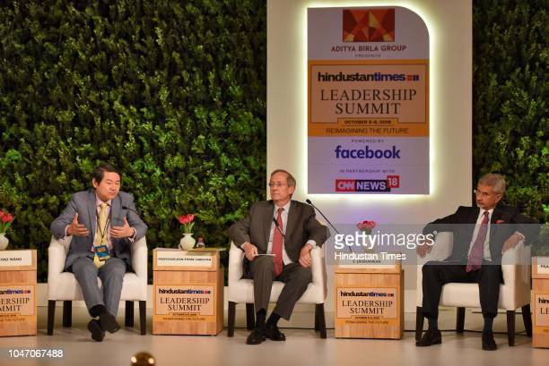 Dr Huiyao Wang Founder and President Centre For China and Globalization Professor JeanPierre Cabestan Professor Department of Government and...