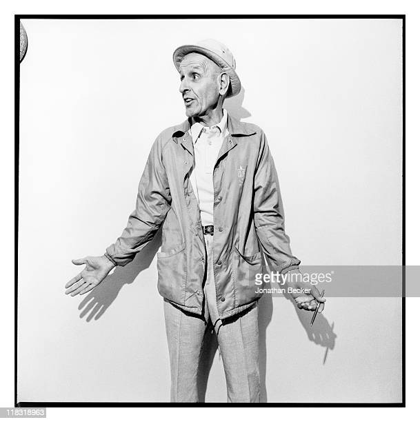 Dr Jack Kevorkian is photographed for Vanity Fair Magazine on April 1224 1994 in Detroit Michigan PUBLISHED IN JONATHAN BECKER 30 YEARS AT VANITY FAIR