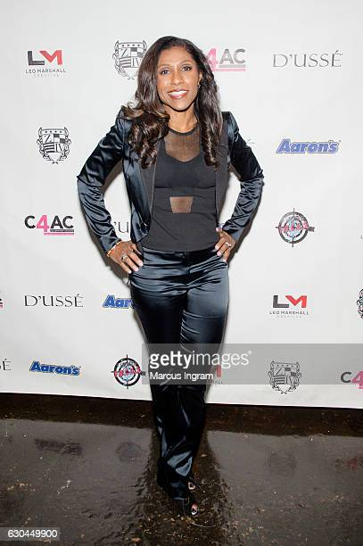 Dr Jackie Walters attends the 9th Annual Celebration 4 A Cause Fashion Show at King Plow Arts Center on December 22 2016 in Atlanta Georgia