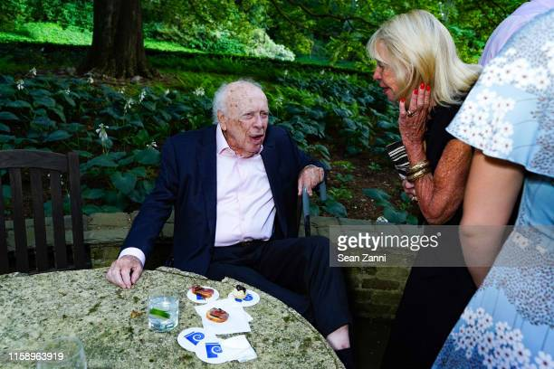 Dr James Watson attend A Country House Gathering To Benefit Preservation Long Island on June 28 2019 in Locust Valley New York