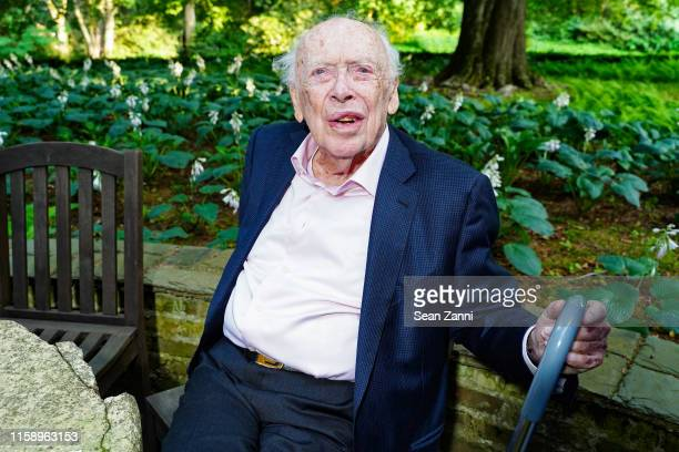 Dr James Watson attends A Country House Gathering To Benefit Preservation Long Island on June 28 2019 in Locust Valley New York