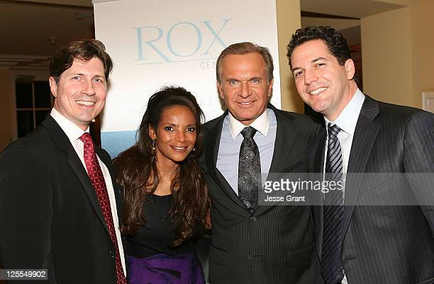 Dr Jay Calvert Dr Lisa Masterson Dr Andrew Ordon and Dr Kevin Brenner attend A Season of Giving for Surgical Friends Foundation event at The Mosaic...