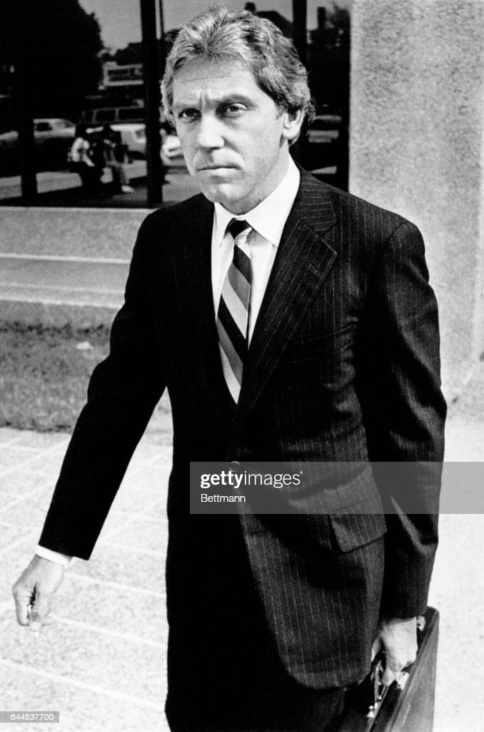 Dr  Jeffrey R  MacDonald leaves Federal Court as the first day of