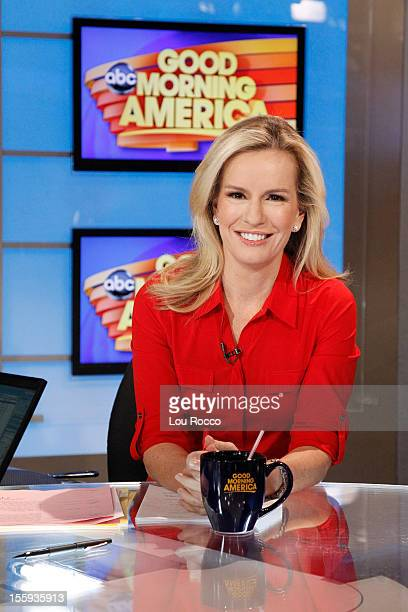 AMERICA Dr Jennifer Ashton appears on Good Morning America 11/9/12 airing on the ABc Television Network DR JENNIFER