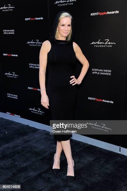 Dr Jennifer Ashton attends 2017 Stephan Weiss Apple Awards at Urban Zen on June 7 2017 in New York City