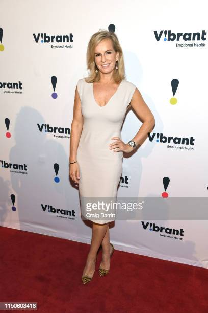 Dr Jennifer Ashton attends 27th Annual Gala ShareConnectHeal hosted by Vibrant Emotional Health at Cipriani 25 Broadway on May 20 2019 in New York...