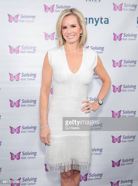 Dr Jennifer Ashton attends Solving Kids' Cancer Spring Celebration 10 Years of Hope and Healing at Mandarin Oriental New York on May 10 2017 in New...