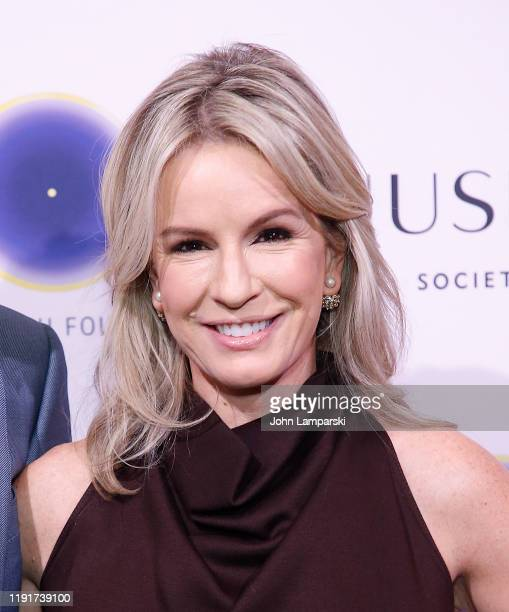 Dr Jennifer Ashton attends The David Lynch Foundation's Women of Vision Benefit luncheon on December 03 2019 in New York City