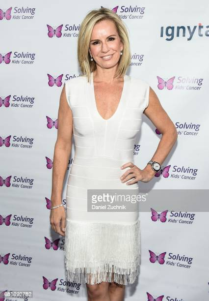 Dr Jennifer Ashton attends the Solving Kids' Cancer Spring Celebration 10 Years of Hope and Healing at Mandarin Oriental New York on May 10 2017 in...