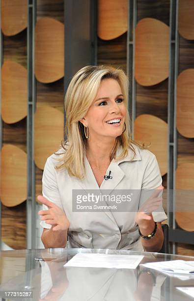 AMERICA Dr Jennifer Ashton is a guest on Good Morning America 8/22/13 airing on the Walt Disney Television via Getty Images Television Network DR...