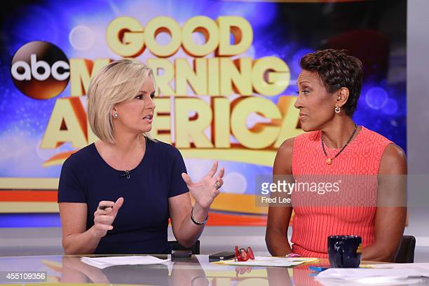 AMERICA Dr Jennifer Ashton is a guest on Good Morning America 9/5/14 airing on the Walt Disney Television via Getty Images Television Network DR...