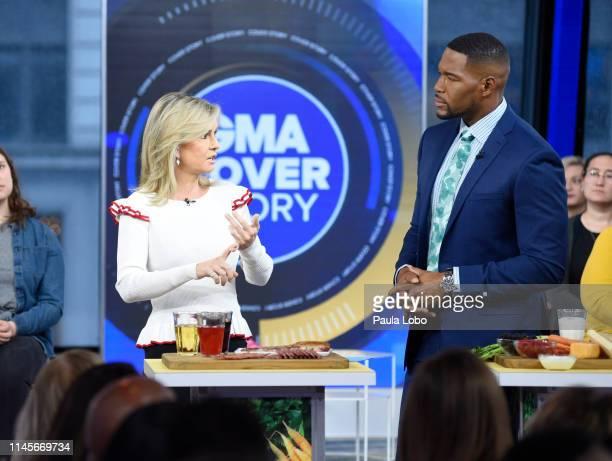 AMERICA Dr Jennifer Ashton is a guest on Good Morning America Thursday May 23 2019 on the Walt Disney Television Network DR JENNIFER