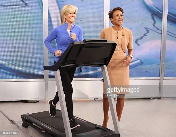 AMERICA Dr Jennifer Ashton on Good Morning America 3/2/15 airing on the Walt Disney Television via Getty Images Television Network