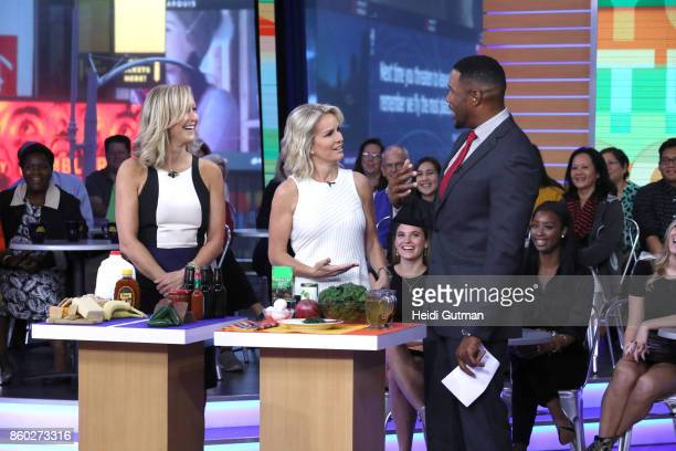 AMERICA Dr Jennifer Ashton on Good Morning America on Wednesday October 11 airing on the Walt Disney Television via Getty Images Television Network...
