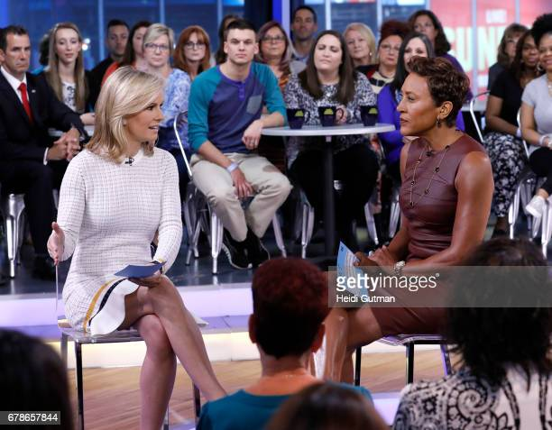 AMERICA Dr Jennifer Ashton on Good Morning America Thursday May 4 2017 airing on the Walt Disney Television via Getty Images Television Network DR...