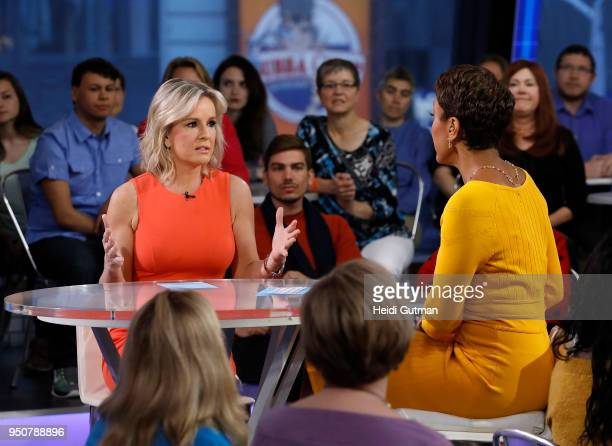 AMERICA Dr Jennifer Ashton on Good Morning America Tuesday April 24 airing on the Walt Disney Television via Getty Images Television Network DR...