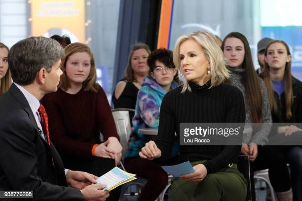 AMERICA Dr Jennifer Ashton on Good Morning America Tuesday March 27 airing on the Walt Disney Television via Getty Images Television Network GEORGE