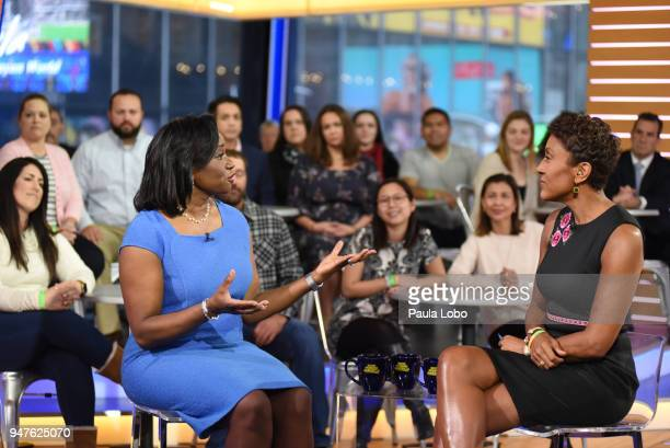 AMERICA Dr Jennifer Mieres is a guest on 'Good Morning America' Tuesday April 17 airing on the ABC Television Network DR JENNIFER