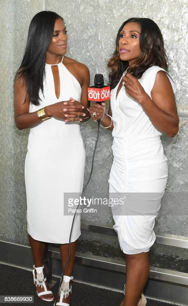 Dr Jessica Shepherd and Jackie Walters at 'The Immortal Life Of Henrietta Lacks' Viewing Panel Discussion with Renee Elise Goldsberry Dr Jessica...